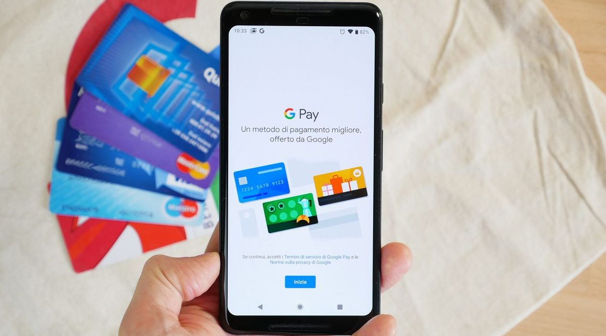 Google Pay sbarca finalmente in Italia
