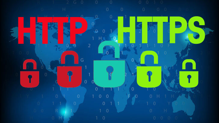 Ridirigere il traffico da HTTP a HTTPS modificando un file