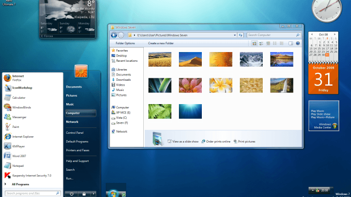 Download Windows 7 gratuitamente sul sito Microsoft