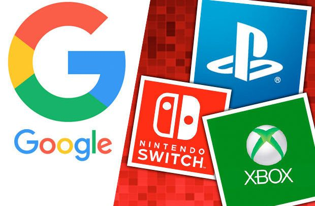 Google console, il game si sposta in streaming